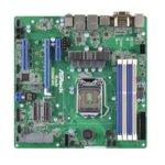 Дънна платка за сървър ASRock Rack C226M WS, LGA1150, DDR3 UDIMM & ECC UDIMM, 2x LAN1000, 6x SATA 6Gb/s, 0, 1, 5, 10, 2x USB 3.0, Micro ATX  image