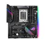 Дънна платка Asus ROG ZENITH EXTREME, X399, TR4, DDR4, PCI-E(CFX & Sli), 6 x SATA 6Gb/s, 2x M.2, 1x U.2, 1x USB 3.1 Gen 2 Type(C), E-ATX image