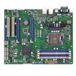 Дънна платка за сървър ASRock Rack H87WS-DL, LGA1150, DDR3 UDIMM, 2x LAN1000, 6x SATA 6Gb/s, 2x SATA 6Gb/s, RAID 0,1,5,10, 2x USB 3.0, ATX image