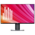 Монитор Dell U2419H, 23.8 (60.45 cm), IPS панел, Full HD, 6ms, 250cd/m2, Display Port, HDMI, USB Hub image