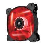 Вентилатор 120mm, Corsair Air Series SP120 LED, 3-pin, 1650rpm, червена подсветка image