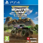 Monster Jam - Steel Titans 2 PS4