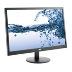 "Монитор AOC E2270SWDN, 21.5"" (54.61 cm) TN панел, Full HD, 5ms, 20 000 000:1, 200 cd/m2, DVI, D-Sub image"