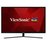 """Монитор ViewSonic VX3211-2K-MHD, 31.5""""(80.01cm) IPS панел, WQHD, 3ms, 80 000 000:1, 250 cd/m2, 1x Display Port, 1x HDMI, 1x D-Sub image"""