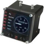 Панел Logitech G Saitek Pro Flight Instrument, черен image