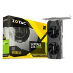 ZOTAC GTX 1050 Ti Low Profile ZT-P10510E-10L
