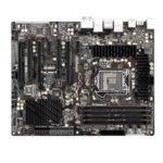 Дънна платка за сървър ASRock Rack C216WS, LGA1155, DDR3 UDIMM and ECC UDIMM, 2x LAN1000,6x SATA 6Gb/s, RAID 0, 1, 5, 10, 6x USB 3.0, ATX image