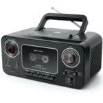MUSE M-182 RDC Радиокасетофон