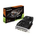 Видео карта Nvidia GeForce GTX 1660 Ti, 6GB, Gigabyte OC Edition, PCI-E, GDDR6, 192-bit, DisplayPort, HDMI image