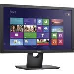 """Монитор Dell E2016HV, 19.5"""" (49.53 cm) TN панел, HD+, 5ms, 600:1, 200 cd/m2, D-Sub image"""