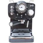 Ръчна еспресо кафемашина Arielli KM-501B, 1100W, 15 bar, 1.25л резервоар, черна image
