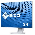 "Монитор EIZO EV2451-WT, 23.8""(60.45 см) IPS панел, FullHD, 5ms, 250 cd/m2, HDMI, DP, DVI, VGA image"