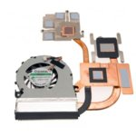 Вентилатор за лаптоп, съвместим с Acer Aspire 5553G + Video image