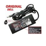 Захранване (оригинално) за лаптопи Dell 90W/19.5V/4.62A, жак (7.4 x 5.0) image