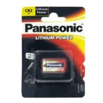 Батерия литиева Panasonic CR2, 3V, 850mAh, 1 брой image