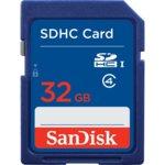 Карта памет 32GB SDHC, SANDISK SDHC, Class 4 image