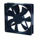 Вентилатор 120мм, EverCool EC12025M24EA, EL Bearing 24V, 2000rpm image