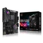 Дънна платка Asus ROG STRIX B450-F GAMING, B450, AM4, DDR4, PCI-E (DisplayPort & HDMI), 8x SATA 6Gb/s, 3x M.2 slots, 2x USB 3.1 Gen 2, 1x USB 3.1 Gen 1 Type-C, ATX image