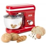 Кухненски робот Bestron AKM500HR, 6 speed + pulse control, 450W, 2.5 L, червен image