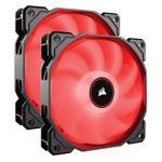 Corsair AF140 LED Red Dual Pack CO-9050089-WW
