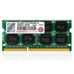Памет 4GB DDR3 1333MHz, SODIMM, Transcend, 1.5V image