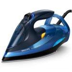 Парна ютия Philips GC 4932 / 20, OptimalTEMP, 2600W, до 50 г/мин, парен удар до 220 г., синя image