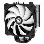 Охлаждане за процесор ID-Cooling SE-214 RGB, съвместимост с Intel: 1155/1156/1366//1150/1151/2011, AMD: AM2/AM2+/AM3/AM3+/AM4/FM1/FM2, черен image