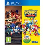 Sonic Mania Plus + Sonic Forces Double Pack, за PS4 image