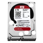 "Твърд диск 6TB WD Caviar® Red™, NAS, SATA 6Gb/s, 64MB, 3.5""(8.89 cm) image"