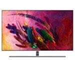"Телевизор Samsung QE55Q7FNATXXH, 55""(139.7 cm) 4K UHD Smart QLED TV, DVB-T2CS2 x2, Wi-Fi, LAN, USB, HDMI image"