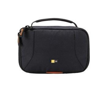 Чанта за фотоапарат Case Logic Compact SLRC-208, за GoPro продукти и аксесоари, водоустойчива, полиестер, черна image