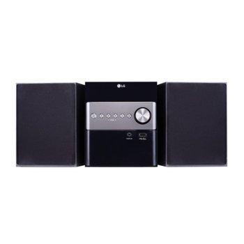Мини аудио система LG CM1560 , 2.0, Bluetooth, USB, черна image