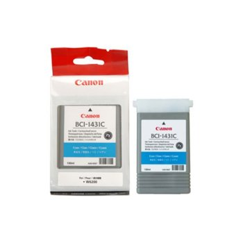 ГЛАВА CANON W6200/W6400 - Cyan pigment ink tank product