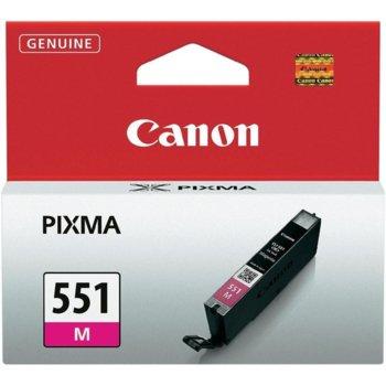 ГЛАВА CANON PIXMA IP 7250, PIXMA MG 5450, PIXMA MG 6350 - Magenta ink tank - CLI-551M - P№ 6510B001 - заб.: 300p image