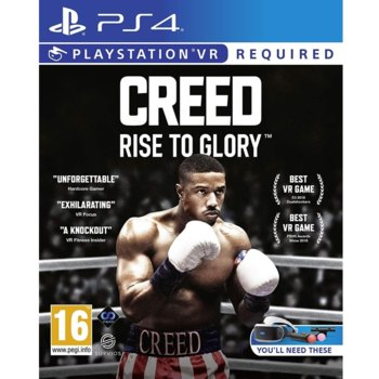 CREED: Rise to Glory PS4 VR product