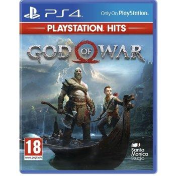 Игра за конзола God of War, за PS4 image
