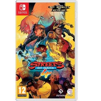 Игра за конзола Streets of Rage 4, за Nintendo Switch image