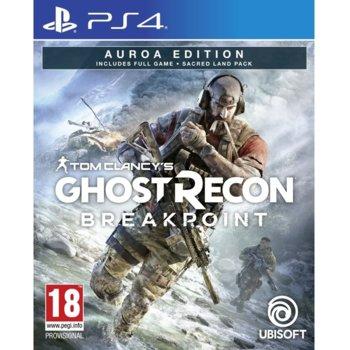 Игра за конзола Tom Clancy's Ghost Recon Breakpoint, за PS4 image