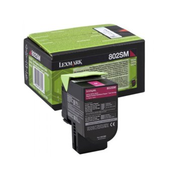 Tонер касета за LEXMARK CX310/410/510, product