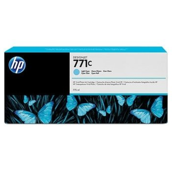 HP 771C (B6Y12A) Light Cyan product