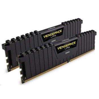 Памет 16GB (2x8GB) DDR4 3600MHz, Corsair Vengeance LPX, CMK16GX4M2Z3600C20, 1.35V image