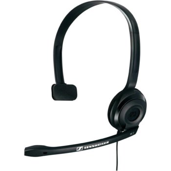 Слушалка с микрофон Sennheiser PC 2 Chat, Black product