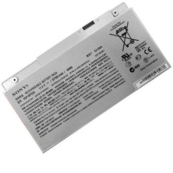 Батерия (оригинална) за SONY, съвместима с VAIO SVT1411/SVT1412/SVT1511, 11.4V, 3760mAh image