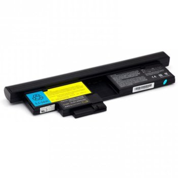 Батерия (заместител) за Lenovo ThinkPad X200 Tablet, 14.4V, 4000 mAh image
