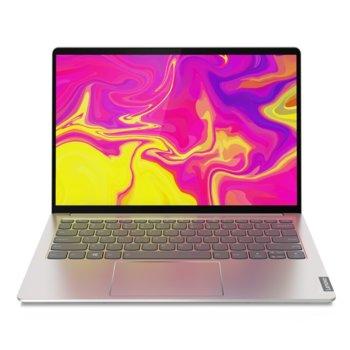 "Лаптоп Lenovo IdeaPad S540-13API (81XC0027BM)(сребрист), четириядрен Zen 2 AMD Ryzen 5 3550H 2.1/3.7GHz, 13.3"" (33.78 cm) QHD IPS 300nits Glossy Display, (USB 3.1 Type-C ), 8GB DDR4, 512GB SSD, Windows 10 Home image"
