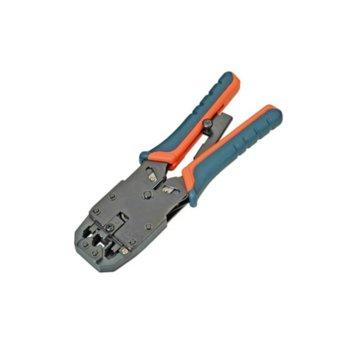 Клещи за кримпване Roline 25.99.8790, за RJ-11, RJ-12, RJ-45 конeктори image