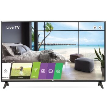 "Телевизор LG 32LT340CBZB, 32"" (81.28 cm) HD LED TV, DVB-T2/C/S2, 1x HDMI, 1x USB, Headphone out image"
