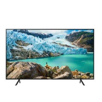 "Телевизор Samsung HG43RU750EBXEN, 43"" (109.22 cm) LED 4K UHD Smart TV, HDR, DVB-T2/C/S2, Wi-Fi, LAN, 3x HDMI, 2x USB image"