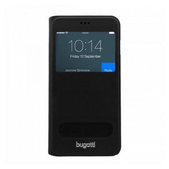 Bugatti Lausanne BoockCover Case (черен) product