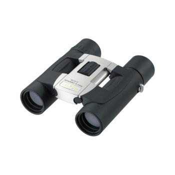 Бинокъл Nikon Sport Lite DCF, 8x25 оптично увеличение, сребрист/черен image